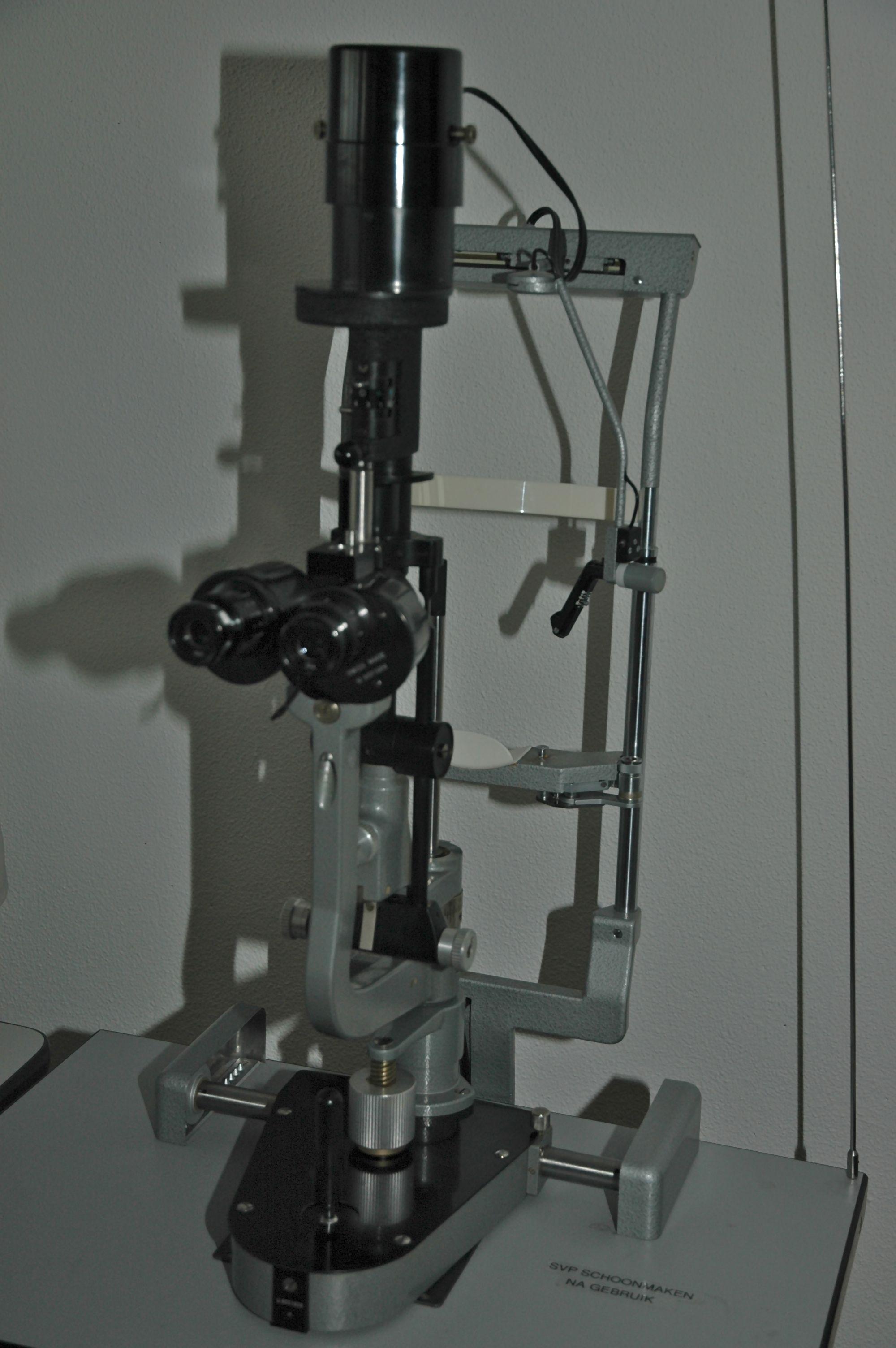 haag streit bm900 1609 spleetlamp spaltlampe slit lamp optical. Black Bedroom Furniture Sets. Home Design Ideas